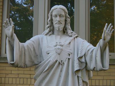 Notre Dame St. Marcellus Day, Richard Rohr Conference, Kern Road Mennonite Church 2008 Nov.