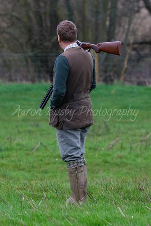 Hall Farm Shoot 11th January