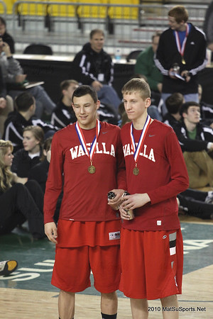 Wasilla vs. West Boys - State
