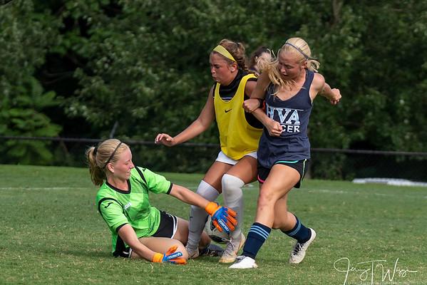 7-15-19 HVA vs Bearden Maryville College Team Camp