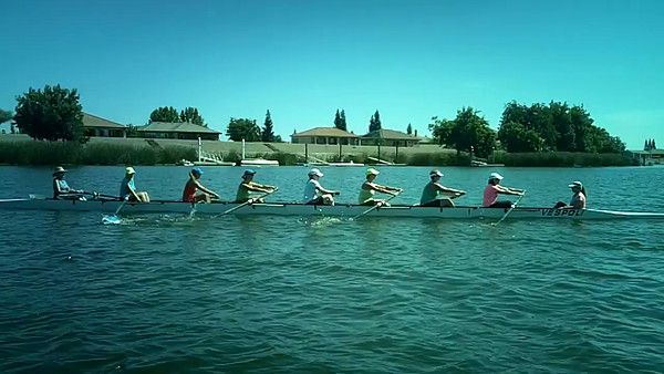 Stockton 2014 - Sweep Camp