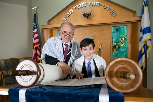 Adam A. Bar Mitzvah
