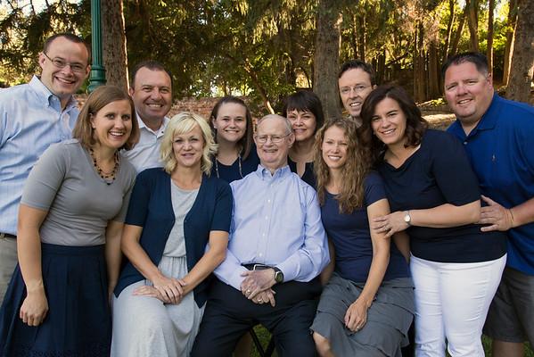 Worthen Family 2016