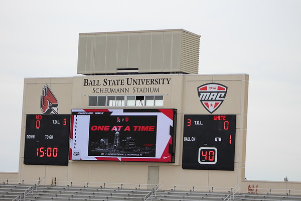 Ball State Spring Game 2019