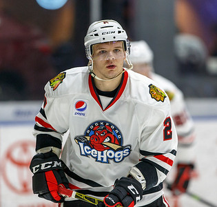 01-27-16 IceHogs vs. Checkers