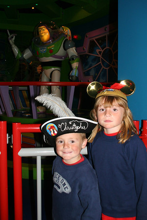 Disneyland Christmas (25 Dec 2005)