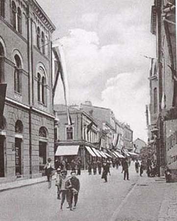 Ulica Franje Josipa