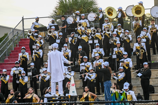20210827 Bishop Moore Band
