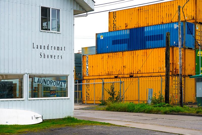 Laundromat- Wrangell, AK