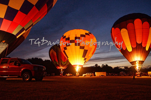 6th Annual Waterford Balloonfest 2016