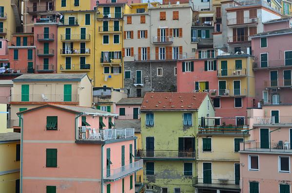 Cinque Terre and Ligurian Coast, Italy (09/2011)