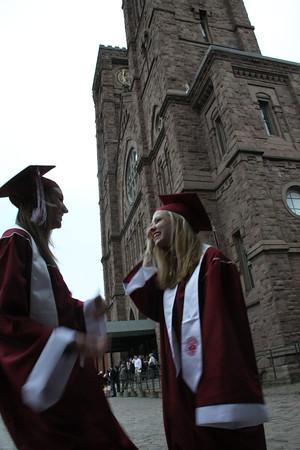 La Salle Graduation 2010