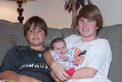 Baby Rachel 11-11-10
