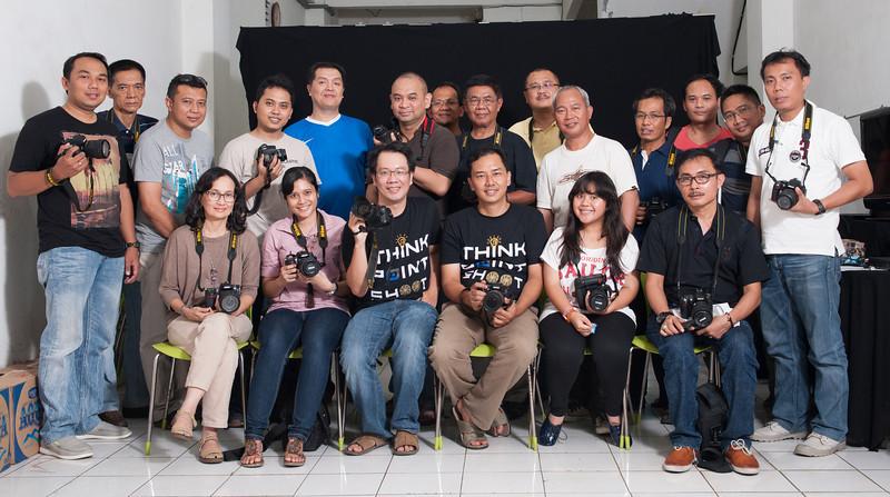 Kupas tuntas Nikon Angkatan 16 Sabtu 22 September 2012