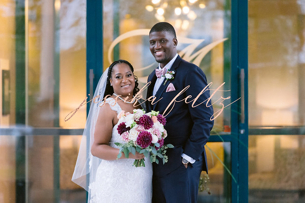 Amanda and Shon | Wedding