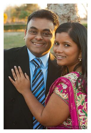 Sylvia + Philip: Engaged!