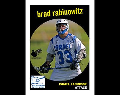 Israel Brad Rabinowitz TOPPS1959 (WLC2014)