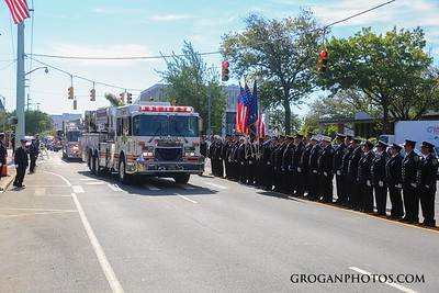 Funeral for Ex Chief James McDermott