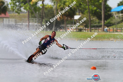 Men 4 (45 - 52 Years Inclusive) - North South Slalom Lake
