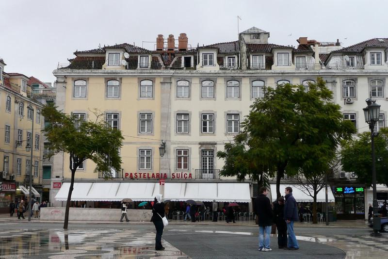 Pastelaria Suiça. Baixa, Lisbon