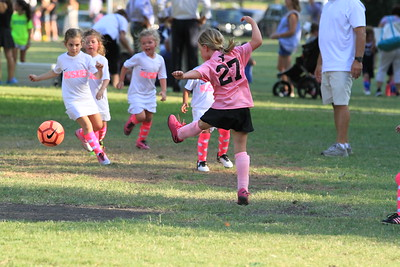 2019 9-11 Quinn Fall Soccer Game 1