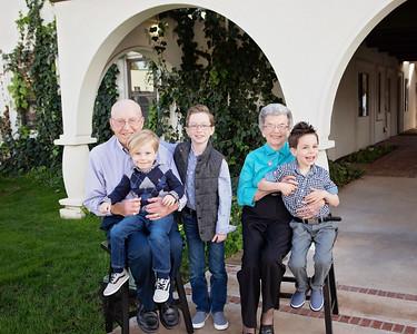 Butler Family 2019