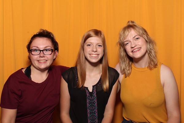 UWEC Davies Welcome Party 2018 IMAGES