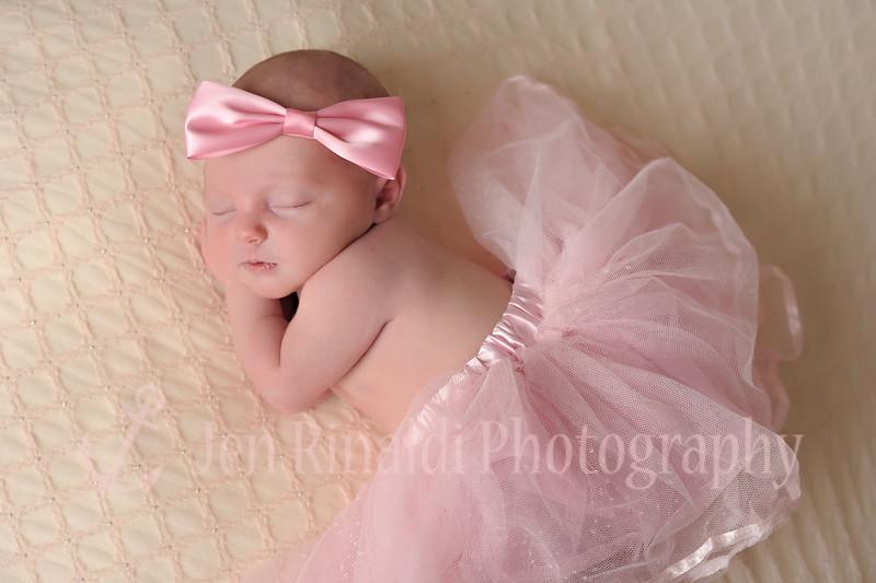 Aria newborn 10 Days 1/7/15
