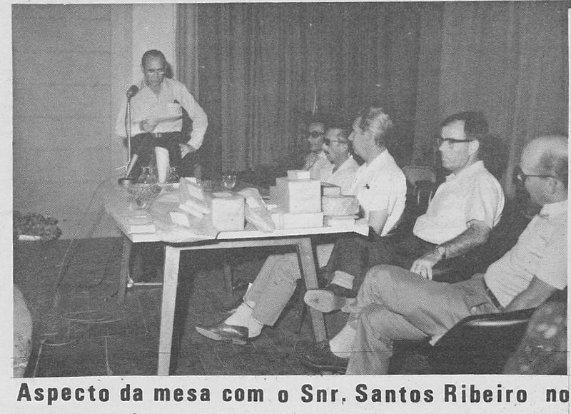 Santos Ribeiro, eng. Faria