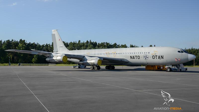 NATO / Boeing 707-307C CT-49A / LX-N20000