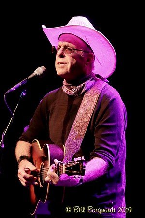 October 25, 2019 - Tom Russell at Arden Theatre in St Albert