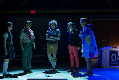 The 25th Annual Putnam County Spelling Bee - 2014