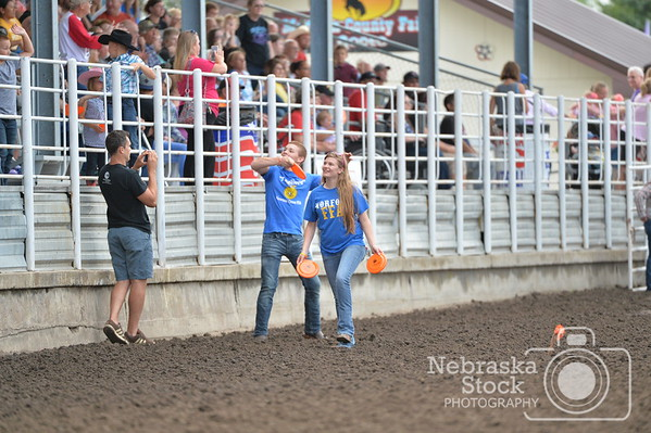 2017 Madison County Fair Rodeo Wednesday