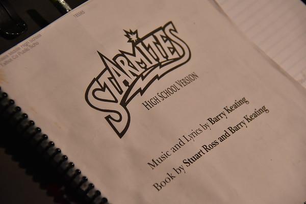 Starmites - 3/4/17 Performance