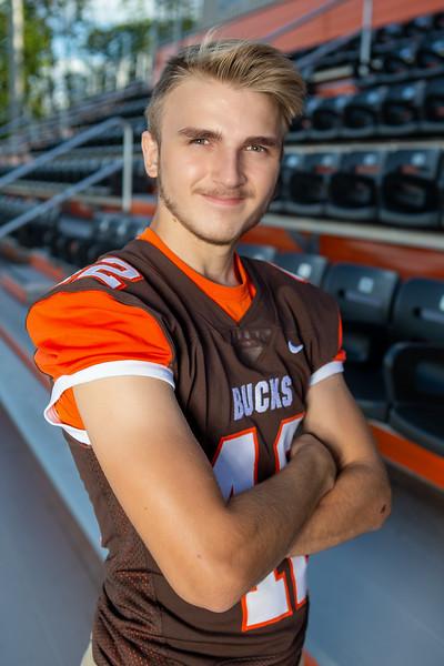 Alex DeFranco #42