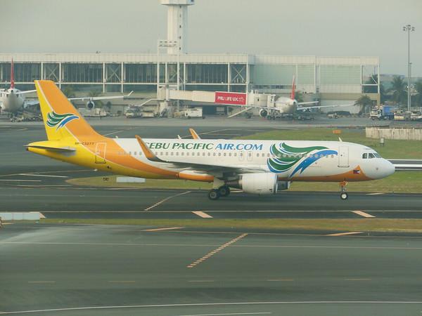 Cebu Pacific Airlines (5J)
