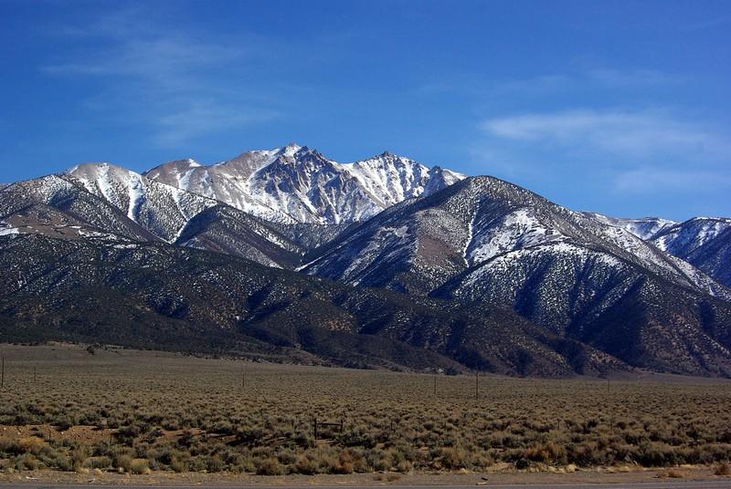 Boundary Peak, Nevada