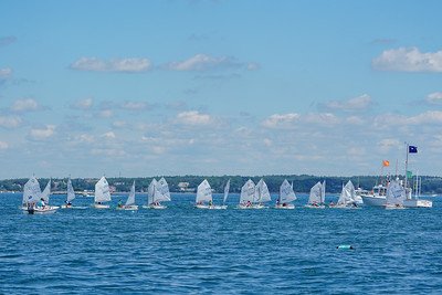 Marblehead Junior Race Week 2020