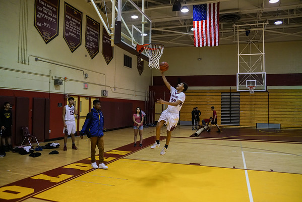 Miami Springs High SchoolBasketball 2017