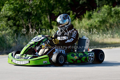 Hill Country Kart Club - 14 Jun 2008