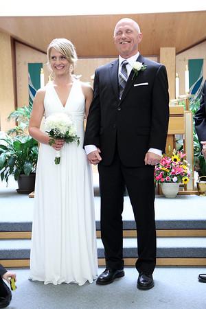 Becky and Jon Wedding