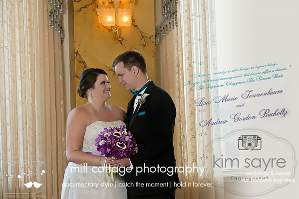 Lisa & Andrew's Wedding