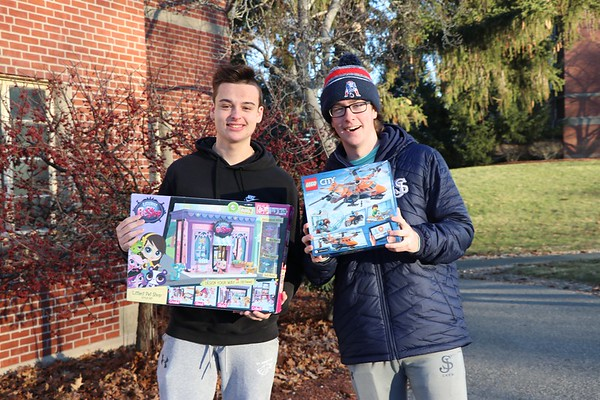 Student Council & L.U.N.A. Toy Drive