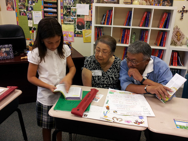 Grandparents' Day Finalists
