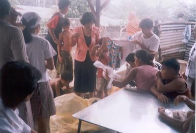 Christmas Outreach SY 2004-2005