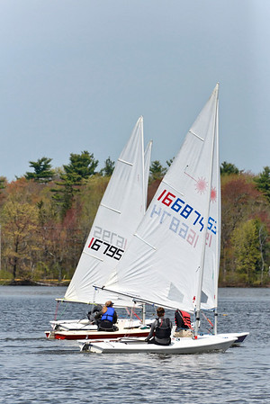 May Madness Laser Regatta 2015