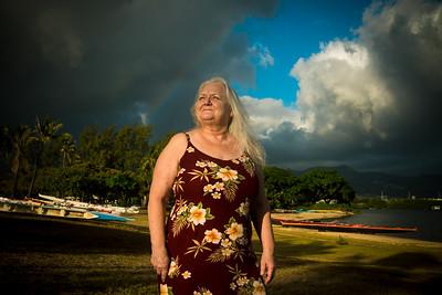 Guyanna revisits Hawaii
