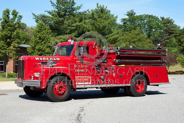Lynnfield, Massachusetts SPAAMFAA Muster 2009
