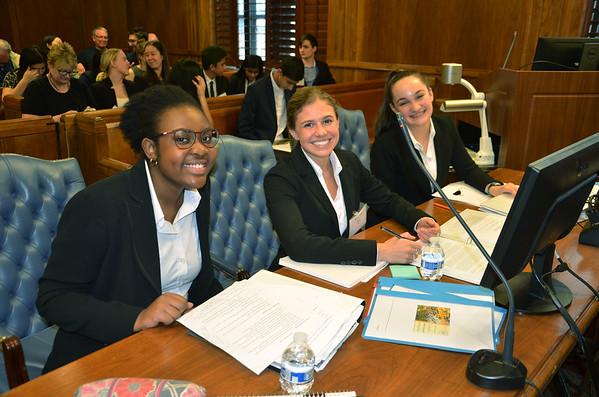 02-22-19 | Davidson County Mock Trial Competition