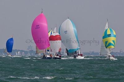 Cowes Sailing Week 2012